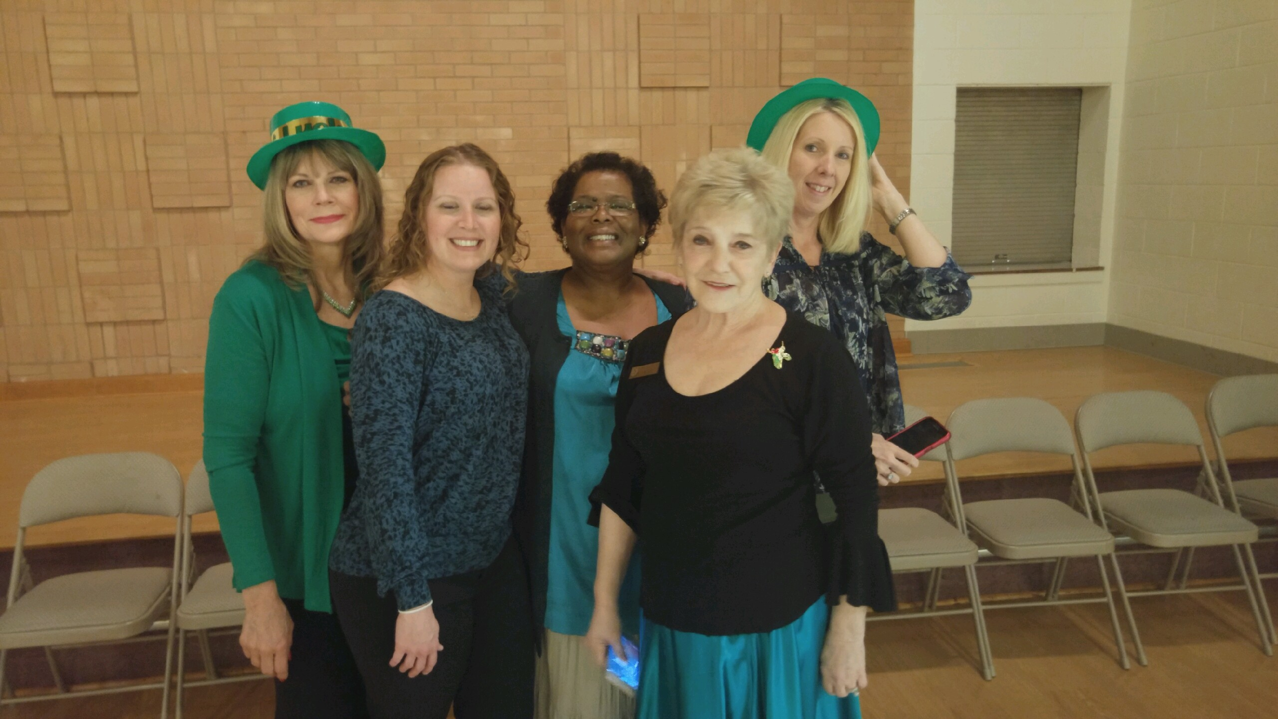2017 March St Patrick's Day Dance