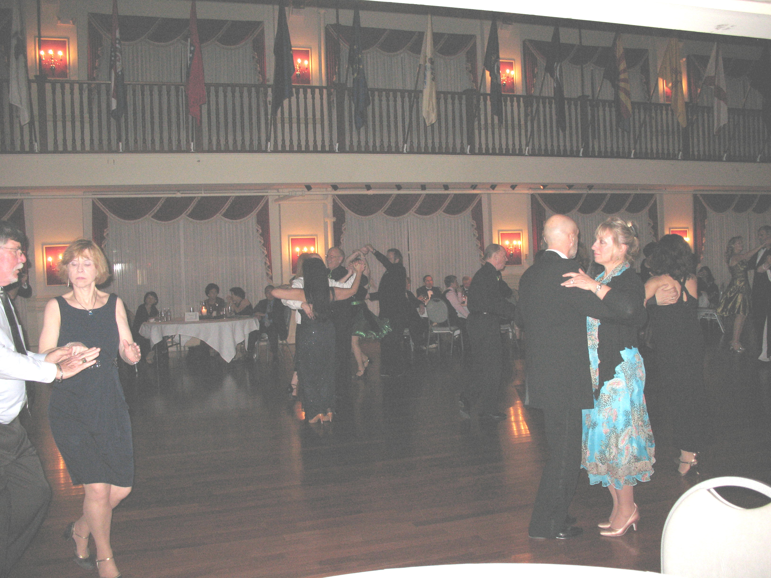 General Dancing