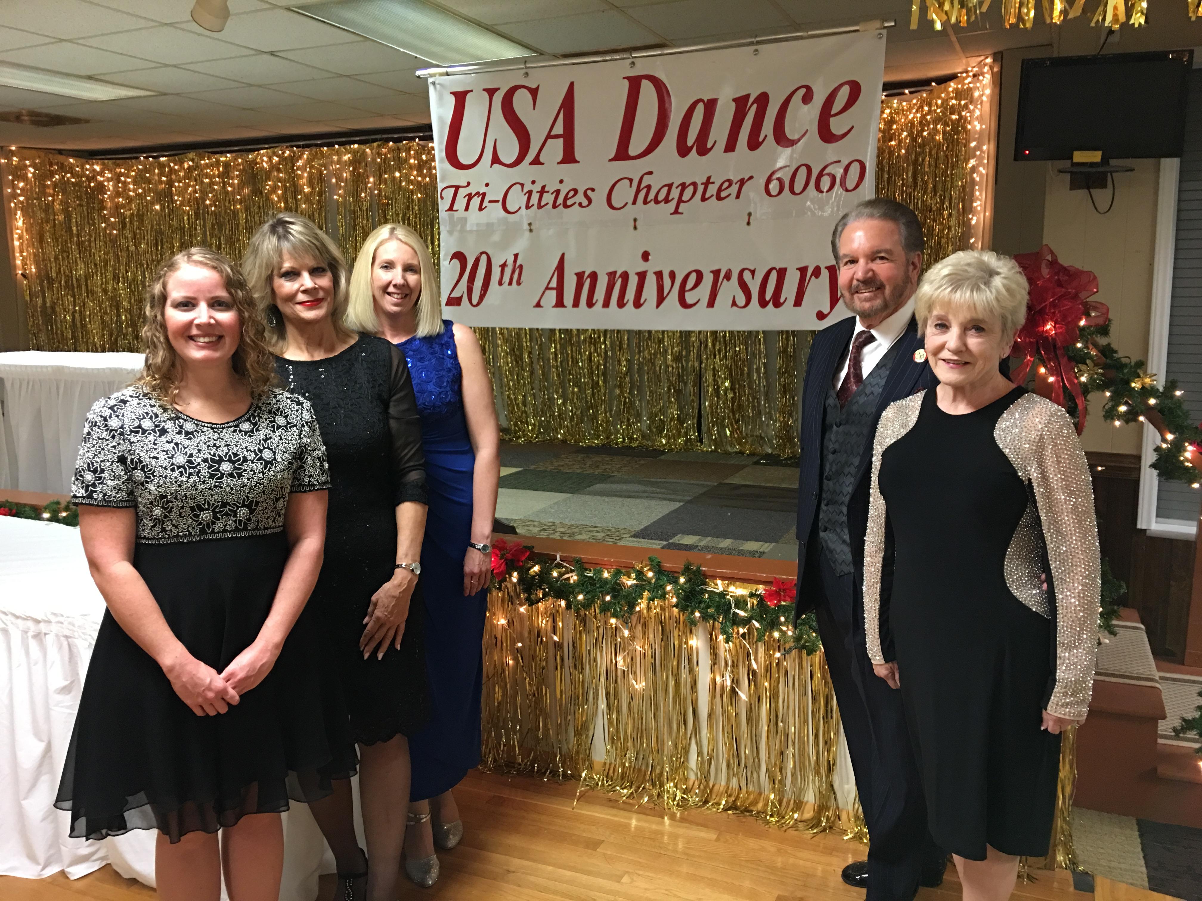 20th Anniversary Dance