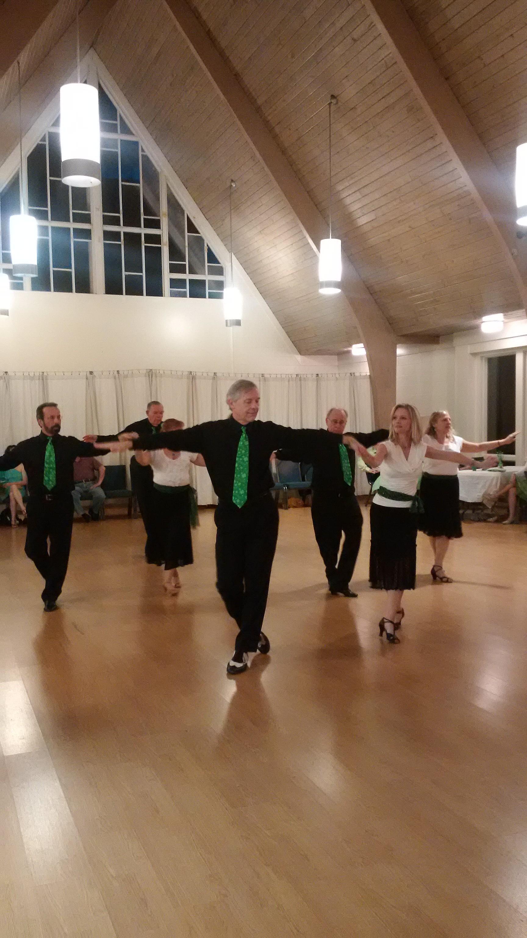 2016 St Patrick's Dance