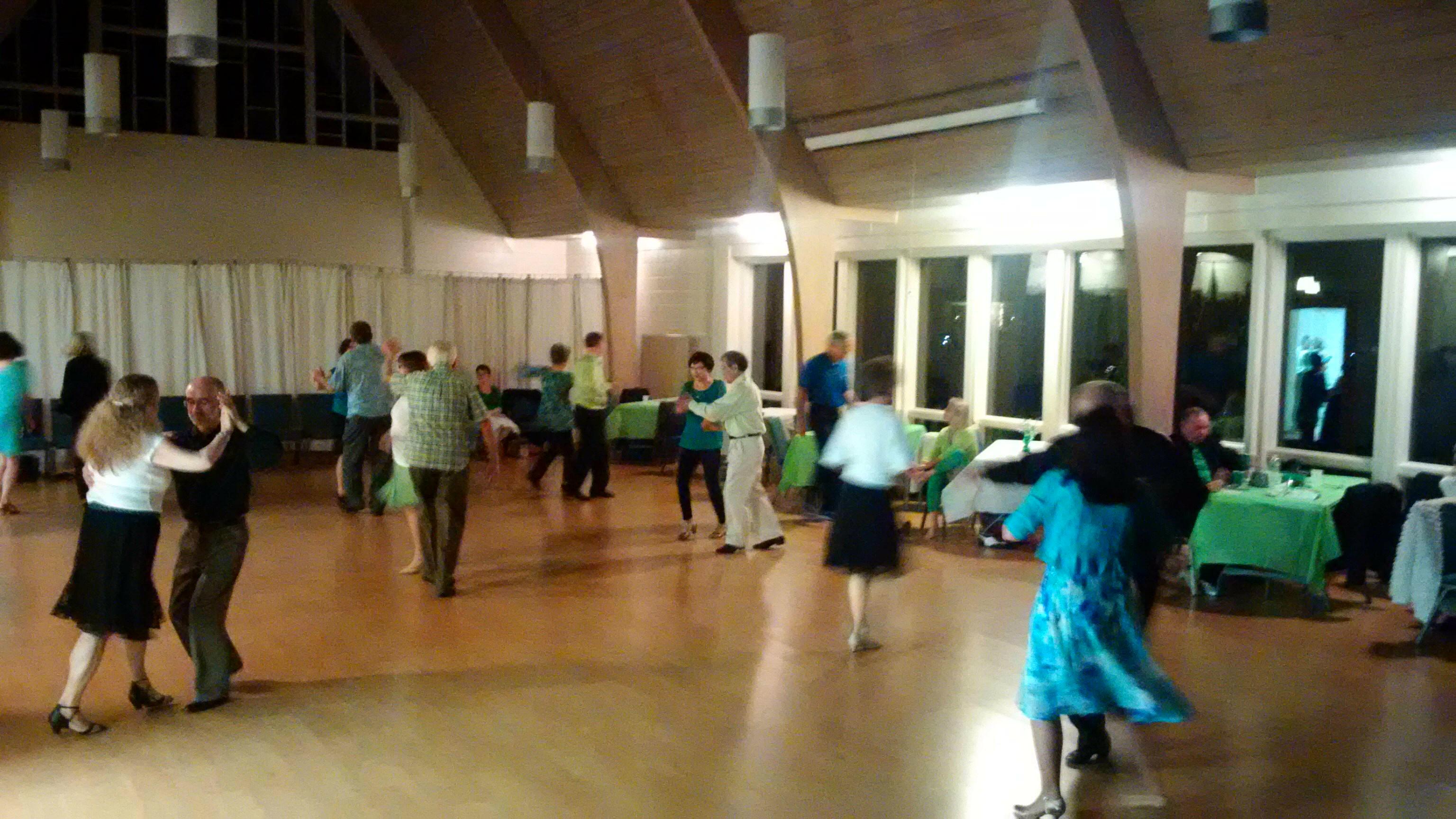 2016 St. Patrick's Day Dance