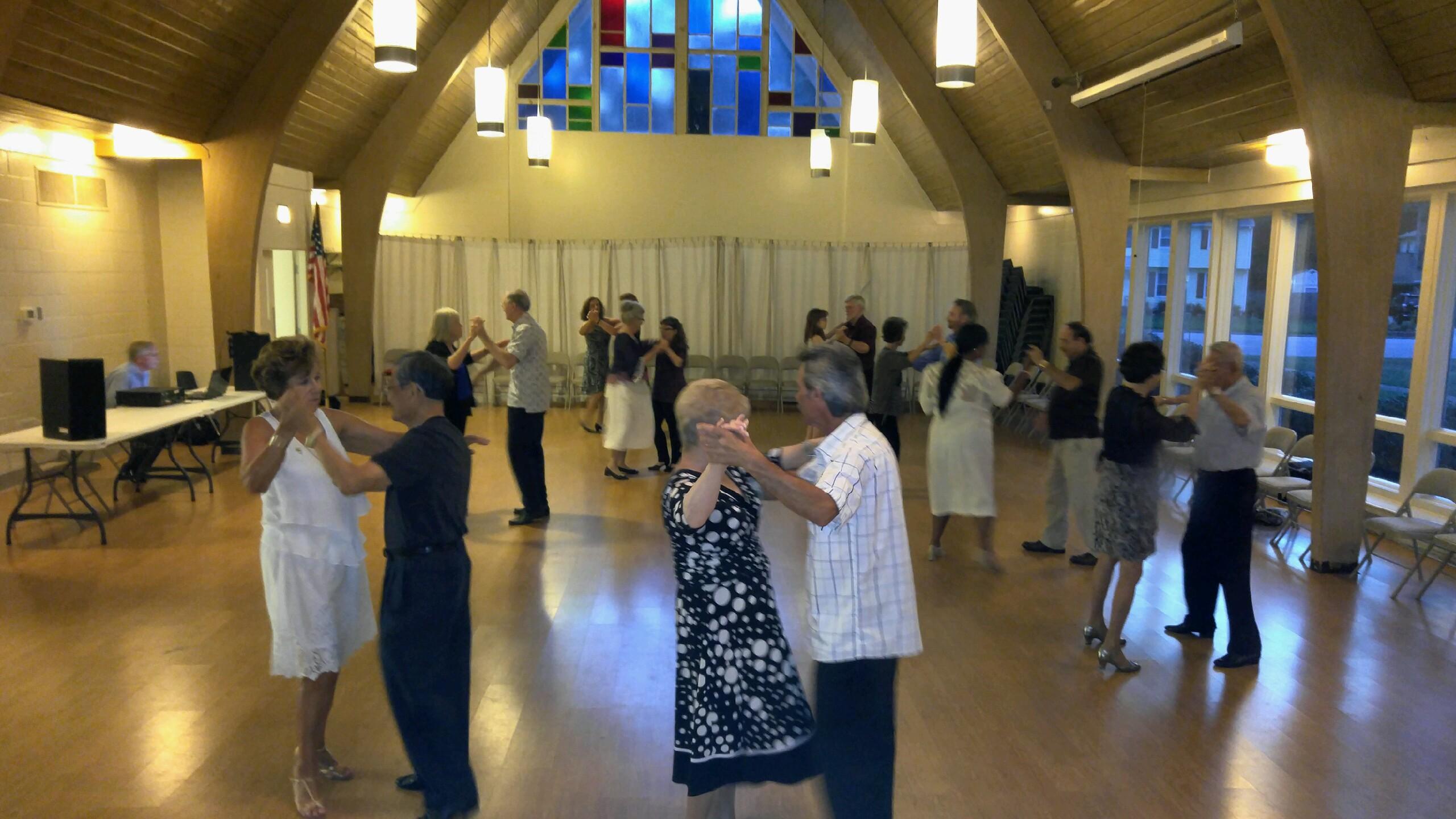 2016 August Dance