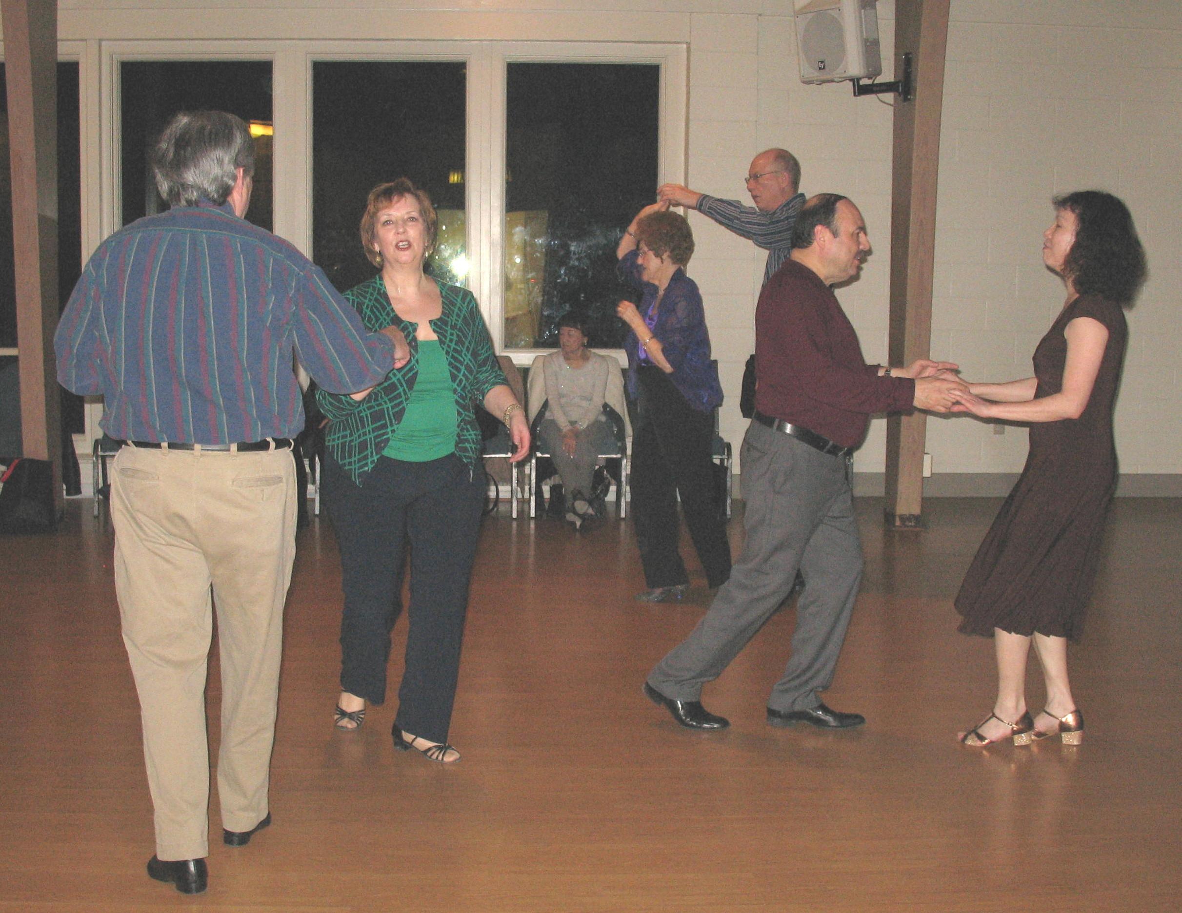 February 8th Dance