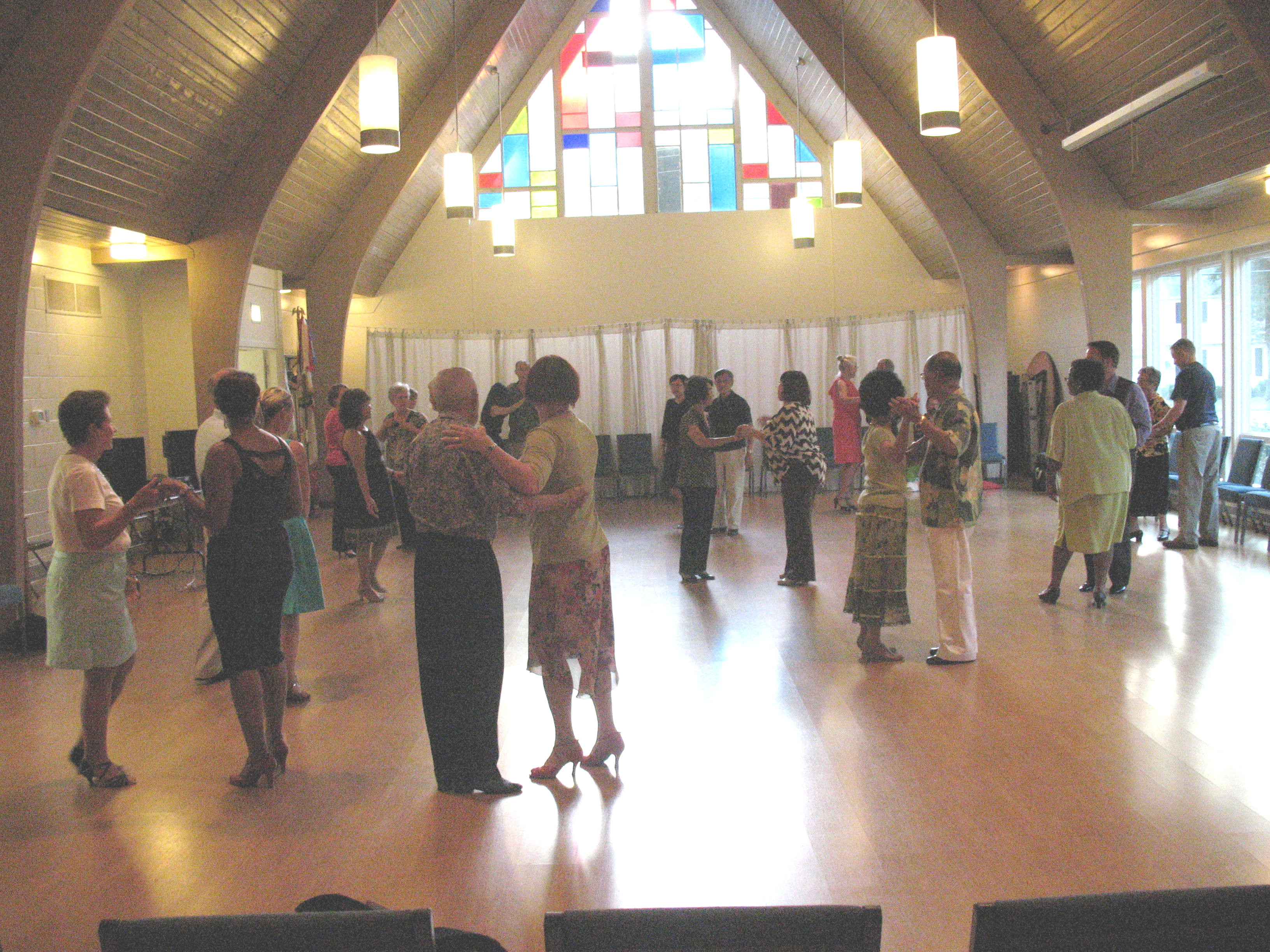 2014 July Dance