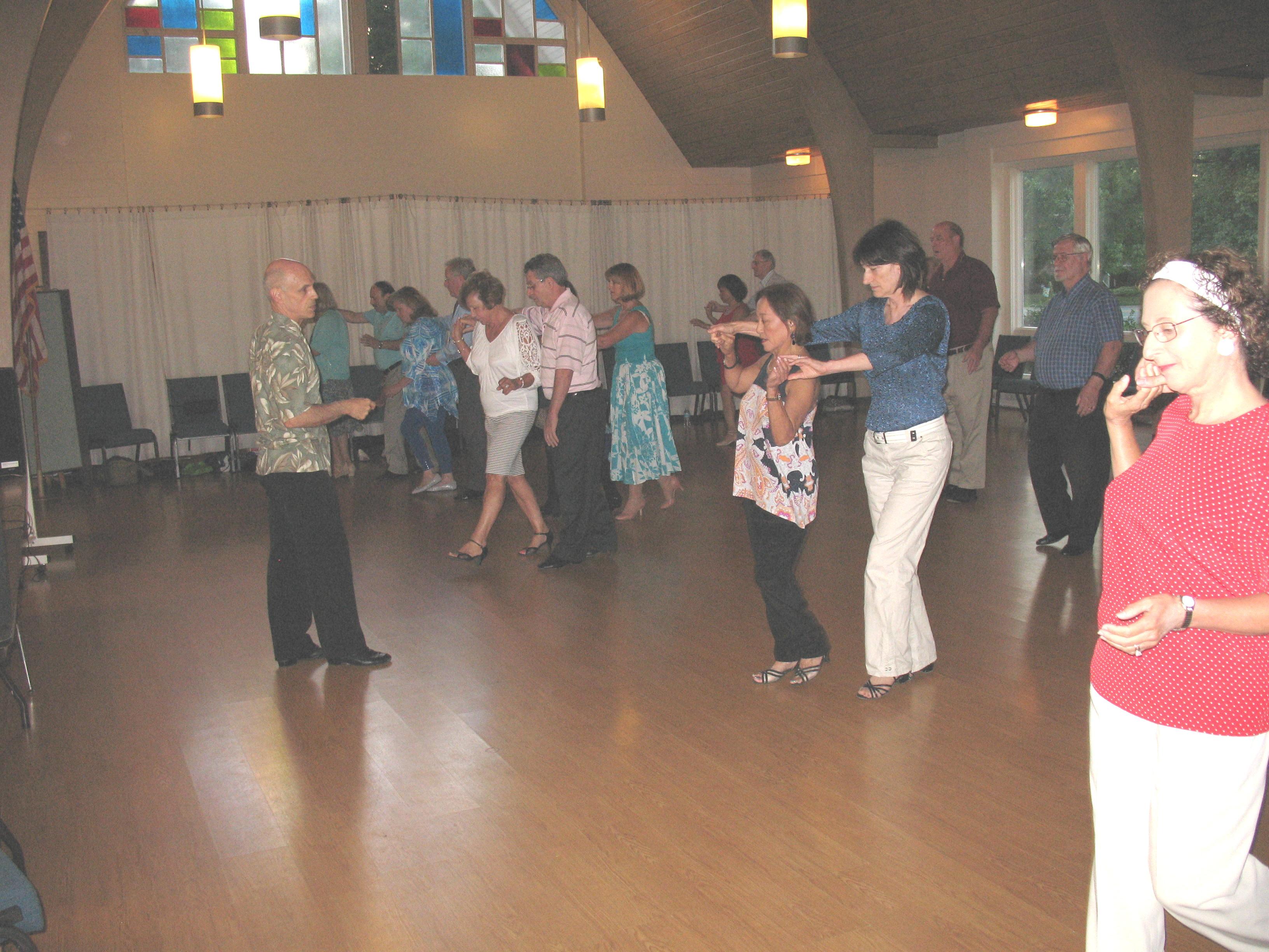 2015 August Dance
