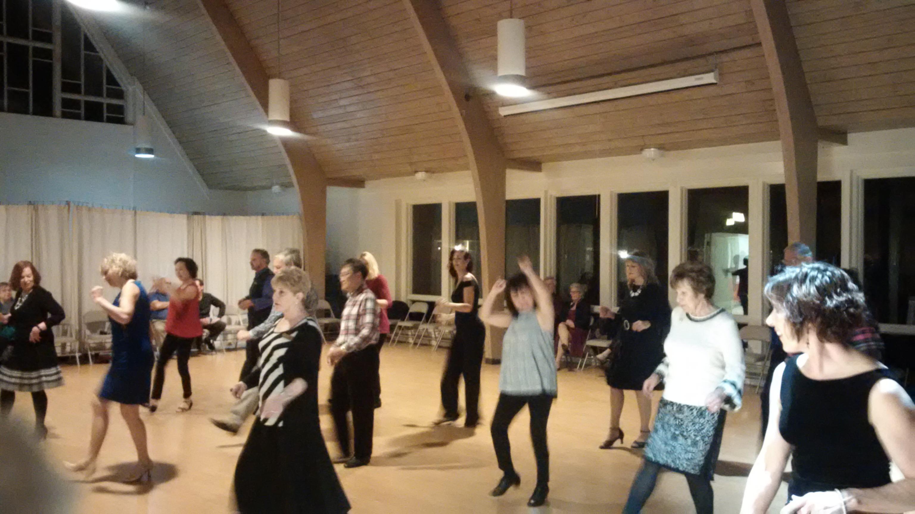 2017 January Dance