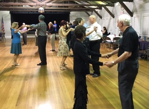 Viennese Waltz Dance Instruction Nov. 19